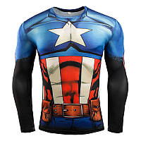 Мужской реглан Captain America AL2005, фото 1