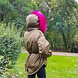 Куртка короткая хаки (размер L) -215-05-1, фото 5