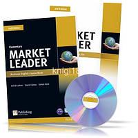 Market Leader Elementary, CourseBook + Practice File + CD / Учебник + Тетрадь английского языка