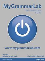 MyGrammarLab Intermediate, Book + Key / Учебник по грамматике английского языка