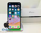 Телефон Apple iPhone X 64gb Silver  Neverlock  10/10, фото 6
