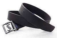 Кожаный ремень Yves Saint Laurent