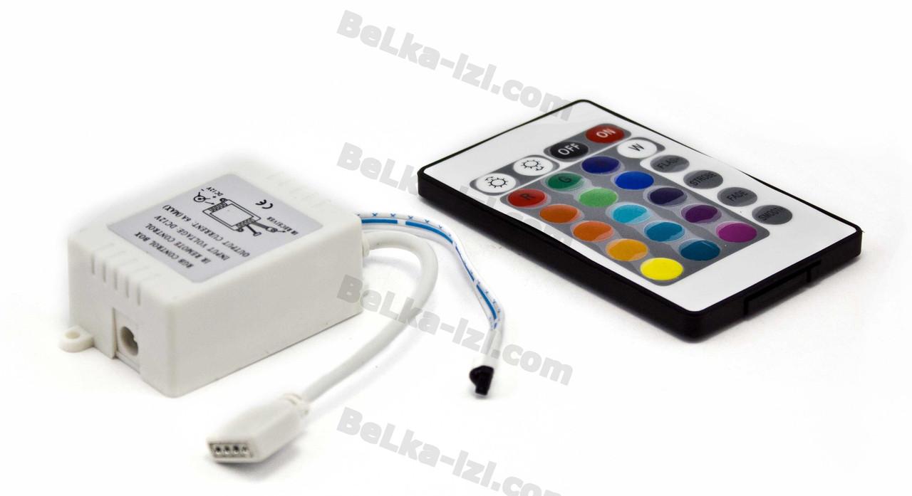 Контроллер светодиодной ленты RGB (LED CONTROLLER RGB)