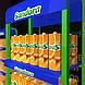 Торговые металлические стойки 🛒для соков SANDORA, фото 4