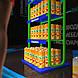 Торговые металлические стойки 🛒для соков SANDORA, фото 5