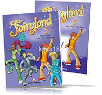 Fairyland 5, Pupil's book + Activity Book / Учебник + Тетрадь английского языка