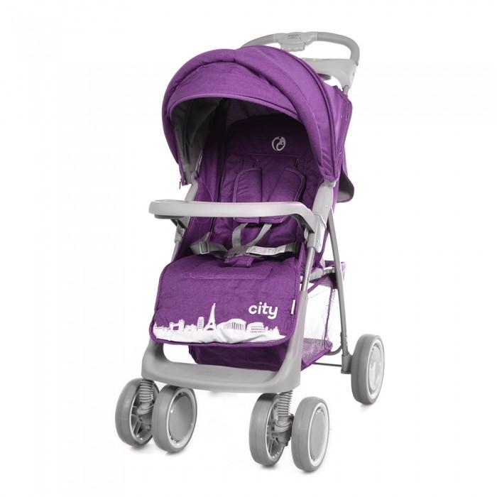 Коляска детская прогулочная Babycare City в льне ВС 5201