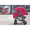 Коляска детская прогулочная Babycare City в льне ВС 5201, фото 6