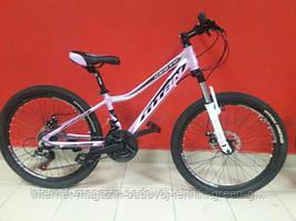 """Велосипед Titan Vertu 24"""", алюминиевая рама (Украина)"""