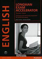 Книга для учителя «Exam Preparation», уровень (B2) Upper-Intermediate, Bob Hastings, Marta Uminska, Dominika Chandler | Pearson-Longman