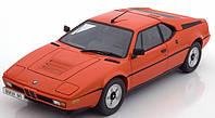 Оригинальная модель авто BMW M1, Heritage Collection, 1:18 scale, Orange (80432411549)