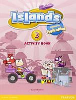 Islands 3, Activity Book+Pincode / Рабочая тетрадь английского языка