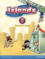 Islands 6, Activity Book+Pincode / Рабочая тетрадь английского языка