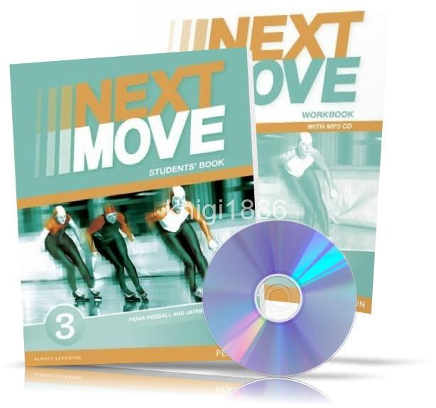 Next move (macmillan) starter pupil's book + dvd-rom (учебник по.