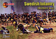 SWEDISH INFANTRY (NORTHERN WAR). 1/72 MARS 72020