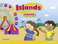 Islands Starter, Pupil's Book+Pincode / Учебник английского языка