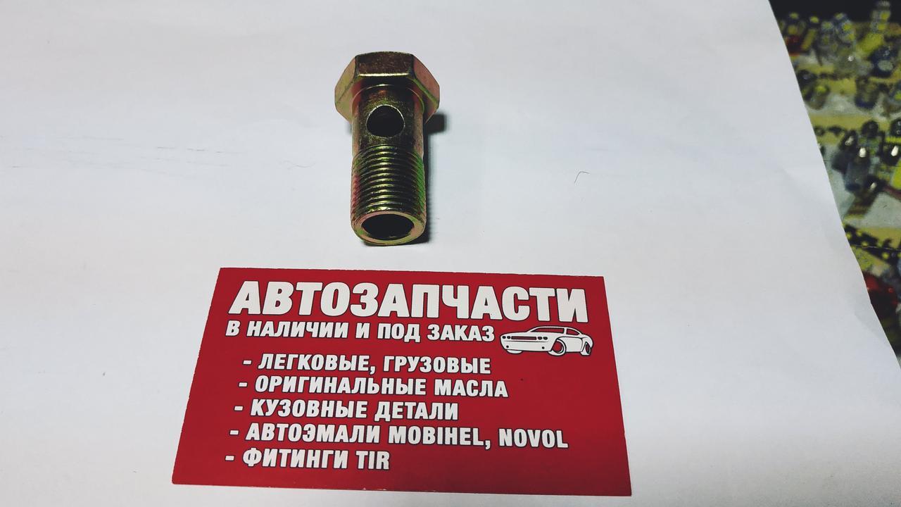 Болт штуцерный (топливный) М18х1.5