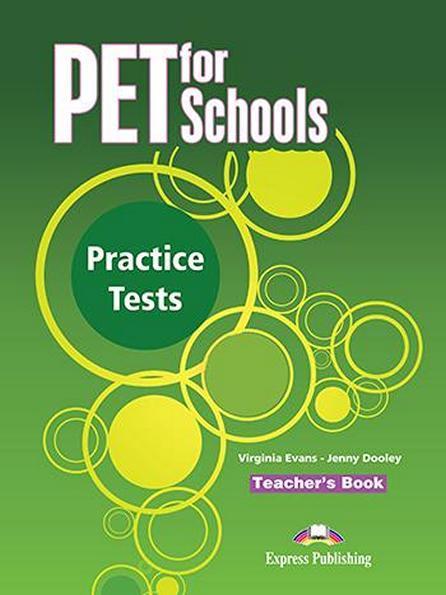 PET for Schools exams, Practice Tests. Teacher's Book / Книга учителя английского языка