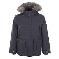 Куртка пуховая Columbia для мальчиков BARLOW PASS™ 600 TURBODOWN JACKET  черная 1680421-012 7ea7a985ae2c5