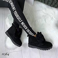 "Женские ботинки  ""Ушки"", фото 1"