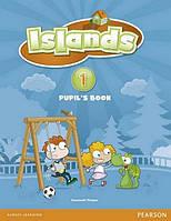 Islands 1, Pupil's Book+Pincode / Учебник английского языка