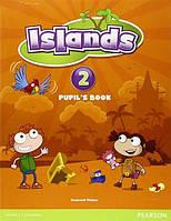 Islands 2, Pupil's Book+Pincode / Учебник английского языка