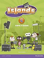 Islands 4, Pupil's Book+Pincode / Учебник английского языка