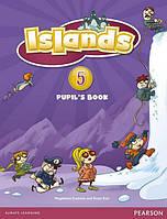 Islands 5, Pupil's Book+Pincode / Учебник английского языка