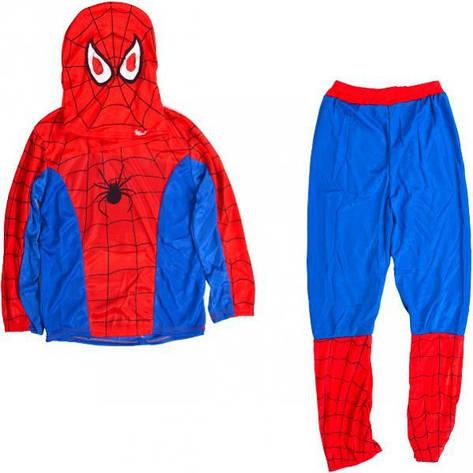 Детский карнавальный костюм «Человек паук», фото 2