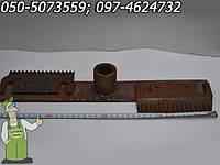 Ножи для изготовления большой корморезки волнистые, усиленные.