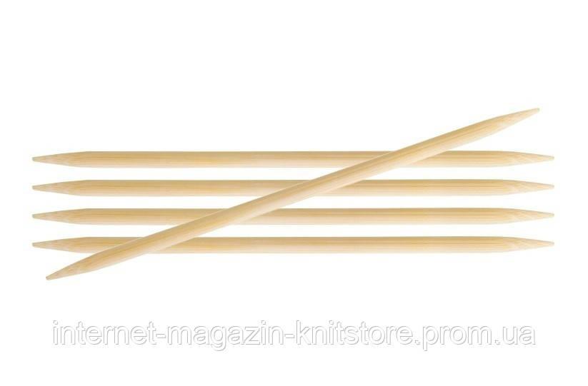 Спиці шкарпеткові Bamboo KnitPro 20 см/3 мм