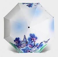 Зонт с цветами, фото 1