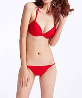 Женский красный комплект, фото 1
