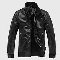 Куртка мужская кожзам, фото 1