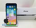 Телефон Apple iPhone X 64gb Space Gray  Neverlock  9/10, фото 6