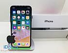 Телефон Apple iPhone X 64gb Space Gray  Neverlock  9/10, фото 2