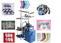 Чулочно носочный автомат Йокси Хао (Yexiao) YX321