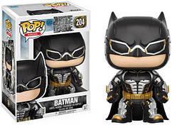 Фигурка Funko Pop Фанко Поп Justice League Batman Лига Справедливости Бэтмен 10см JL204