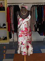 Карнавальный костюм женский Цветы из шелка Kaprizz, фото 1