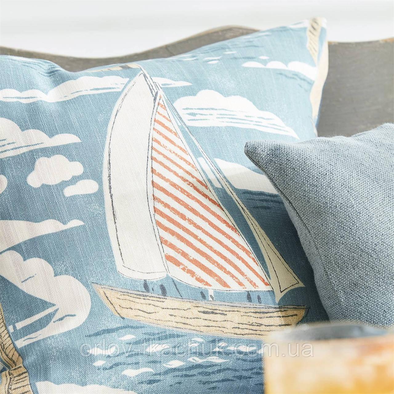 Ткань интерьерная Sailor Port Isaac Sanderson