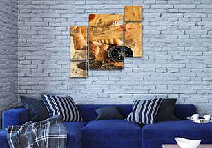 Картины модульные на Холсте, 120x130 см, (60x30-2/25х30-2/95x65), фото 3