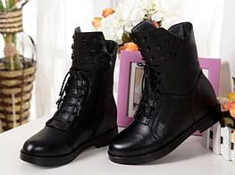 Женские ботинки. Модель 18148