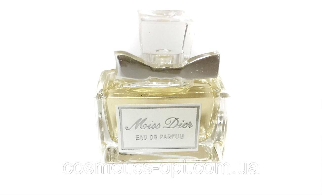 Парфюмированная вода Christian Dior Miss Dior 5ml (реплика)