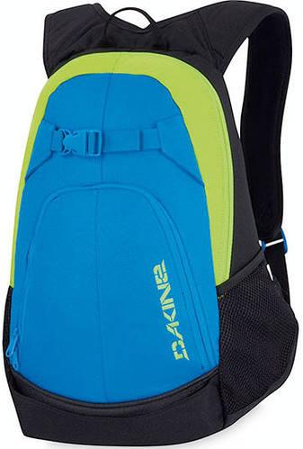 Мужской повседневный городской рюкзак Dakine Pivot 21L Pacific 610934778298 синий