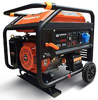 Генератор электричества Daewoo GDA 8000E (7,5 кВт)