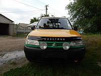 Дефлектор капота (мухобойка) Citroen Berlingo с 1996-2002 г.в., фото 1