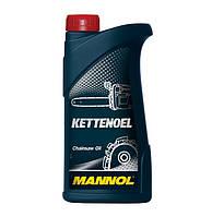 Масло для смазки режущих цепей пил Mannol Kettenoel  (1L)