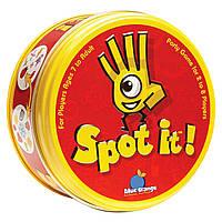 Настольная игра Spot It! (Доббл, Дабл, Dobble)