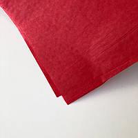 Папір тішью ЧЕРВОНИЙ (50х75 см)