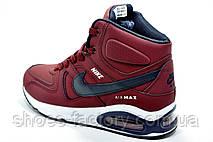 Зимние кроссовки в стиле Nike Air Max Skyline, женские на меху, фото 2